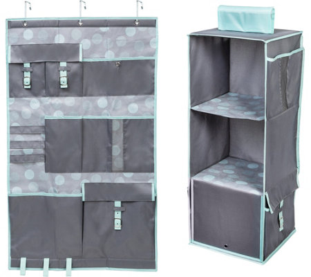 Honey Can Do Closet Organizer Kit