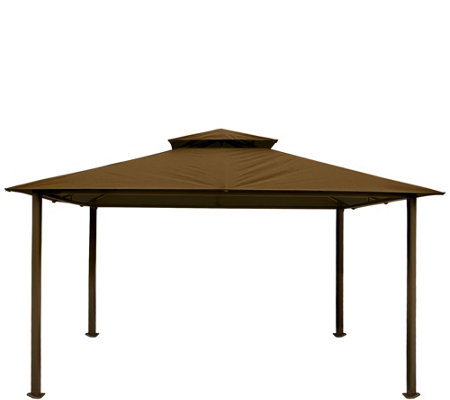 Paragon Catalina 11' x 14' Softop Gazebo with Dome - Tex
