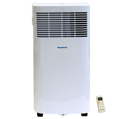 Keystone Portable Air Conditioner with Remote,up to 50 Sq Ft