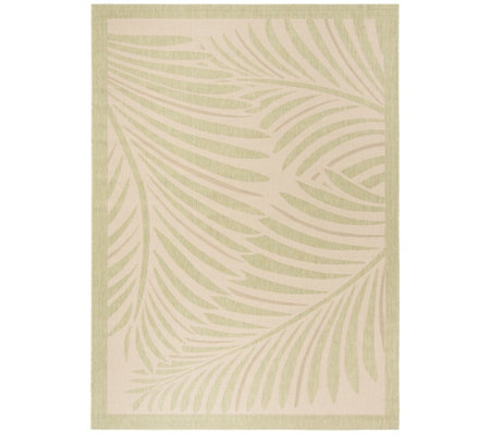 "Martha Stewart Tropic Palm 8' x 11'2"" Rug"