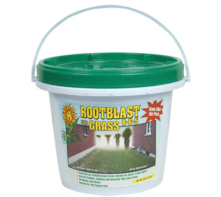 Rootblast for Grass Lawn Formula
