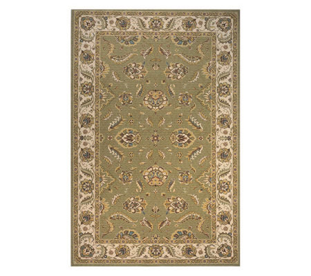 Momeni Persian Floral 5' x 8' Power-Loomed WoolRug
