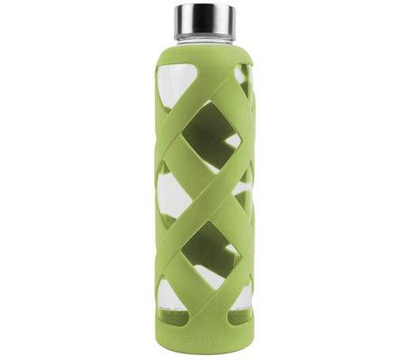 Aquasana Glass Bottle With Silicone Sleeve