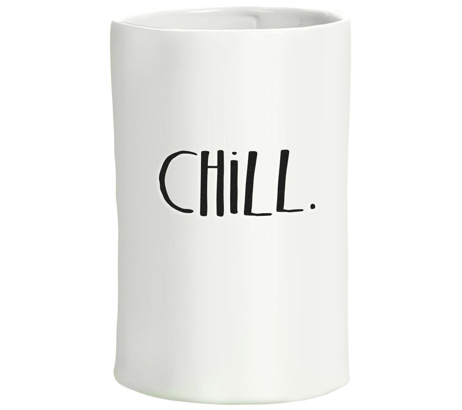 Rae Dunn Stem Print Chill Wine Cooler Qvc Com