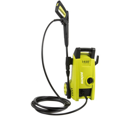 Sun Joe Pressure Joe 1450-PSI Electric PressureWasher