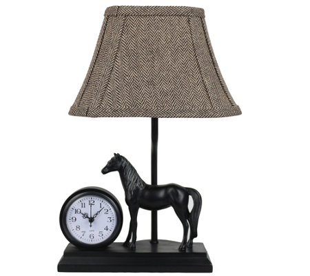 "12"" Winning Time Accent Lamp by Valerie"