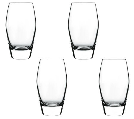 Luigi Bormioli 17.25-oz Prestige Beverage Glasses - Set of 4
