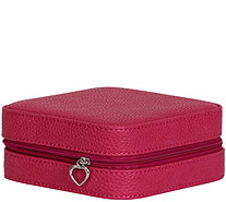 Mele & Co. Josette Faux Leather Travel JewelryCase - H291258