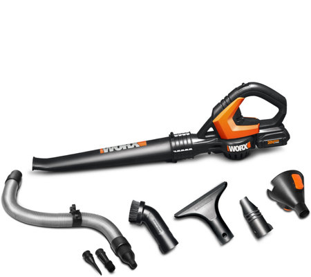 Worx 20V Air Sweeper/Blower