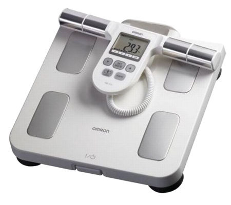 Omron Healthcare Full-Body Sensor Scale - 5 Fitness Indicators
