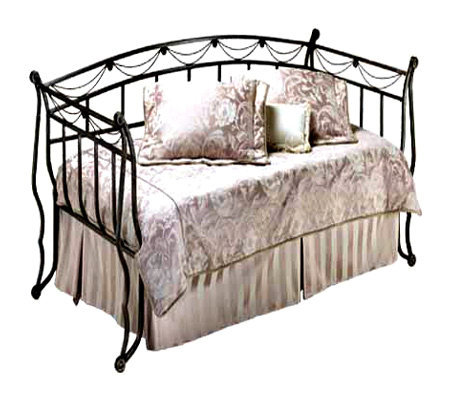 Hillsdale House Camelot Daybed with Support Deck