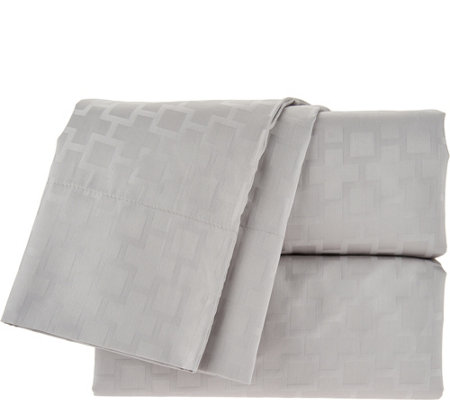 Scott Living 400TC 100% Cotton Dobby Sheet Set