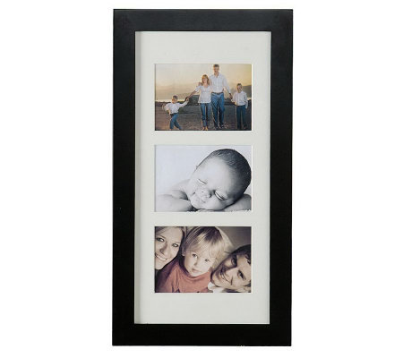 Almont Photo Display Wall-Mount Jewelry Armoire