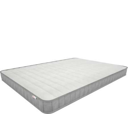 "DHP Sleep 6"" Full Coil and Foam Mattress"