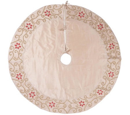 Regal Collection Tree Skirt by Vickerman