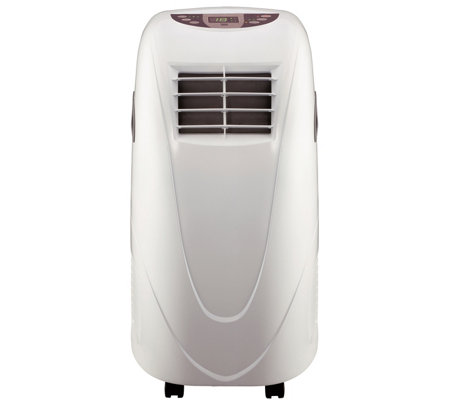 Global Air 300-sq ft Portable AC & Dehumidifierwith Remote