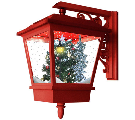 Fraser Hill Farm 18 Musical Wall Mount Lantern
