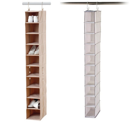 Neatfreak Two 10 Shelf Organizers