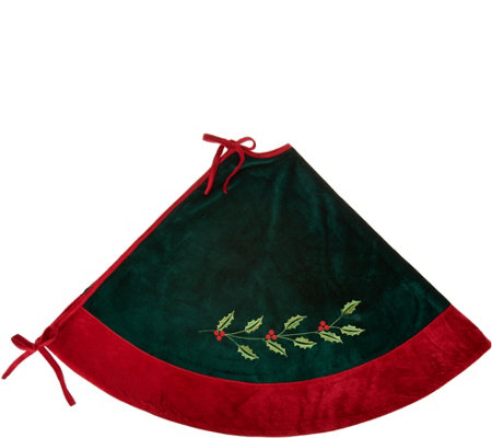 Charles Gallen Christmas Tree Skirt