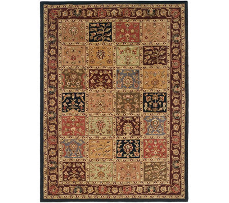 Royal Palace Special Edition 8'x11' Tabriz Panel Wool Rug
