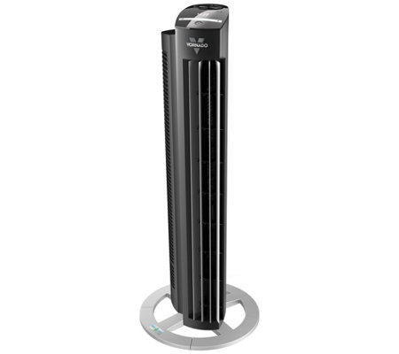 "Vornado NGT-33DC 33"" Versa-Flow Energy Smart Tower Circulator"
