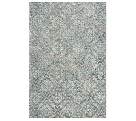 Abstract Kaliya 4' x 6' Rug by Valerie