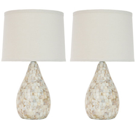 Safavieh Set of 2 Lauralie Table Lamps