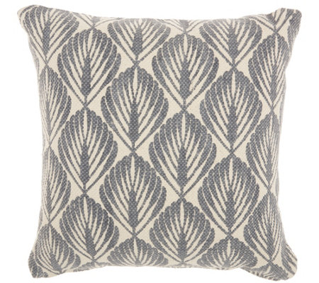Studio Nyc Leaves 20 X 20 Throw Pillow