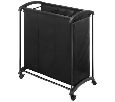 Whitmor 3-Section Laundry Sorter