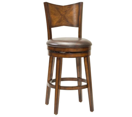 Hillsdale Furniture Jenkins Swivel Bar Stool
