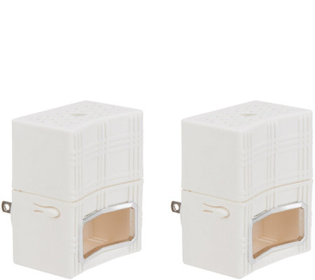 HomeWorx by Harry Slatkin Set of 2 Everyday Diffusers