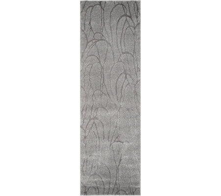 "Stay by Stacy Garcia 2'2"" x 7'6"" Serenity Accent Runner"