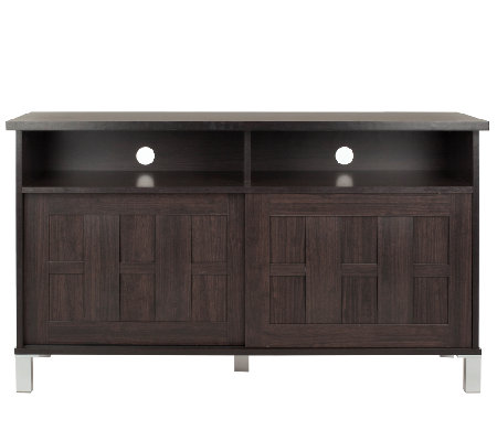 Southeast Asia Gable Two-Door TV Cabinet