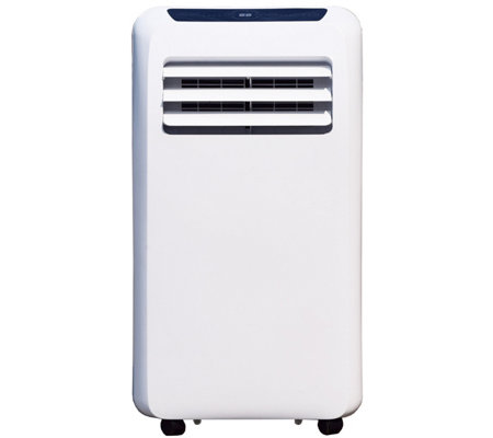 Portable AC & Dehumidifier with Remote for 400-sq ft Room