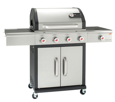 Landmann Precision Chef 4.1 Stainless Steel Grill