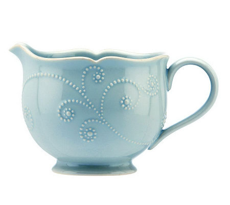 Lenox French Perle Sauce Pitcher