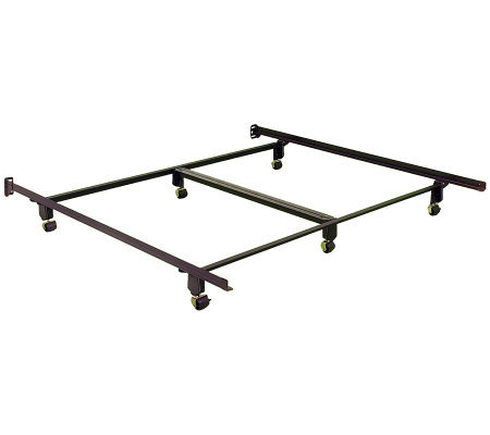 Instamatic KG Bed Frame w/ 6 Rollers, Locks & Center Support