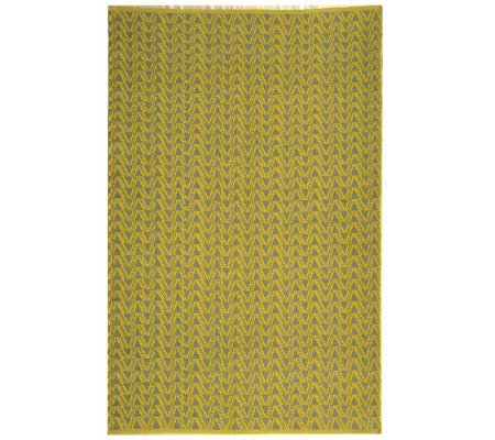 Thom Filicia 4' x 6' Ackerman Recycled PlasticOutdoor Rug