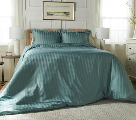 Wamsutta 500TC 100% PimaCott Full/Queen Comforter Set