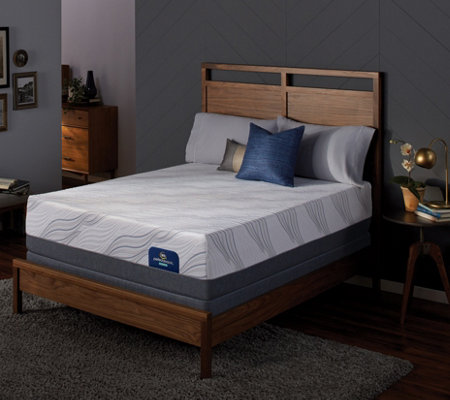 Serta Perfect Sleeper Hybrid Harmonic Plush TWXL Mattress Set