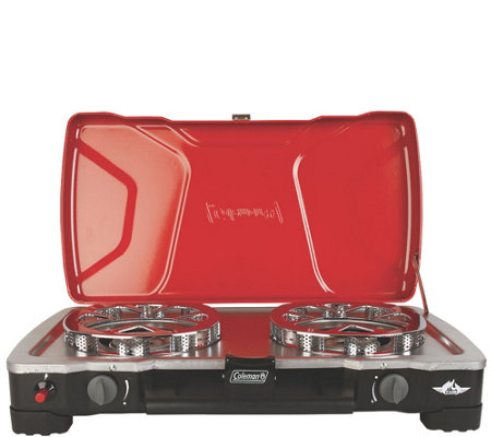 Coleman FyreSergeant InstaStart HyperFlame Propane Stove Grill