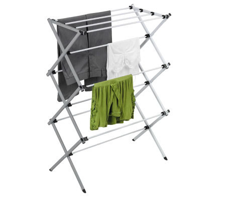 Honey-Can-Do Folding Deluxe Metal Drying Rack