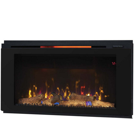 "ClassicFlame Helen 36"" Wall-Mounted Electric Fireplace"