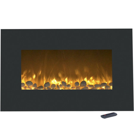 "Northwest 36"" Color Changing Fireplace"