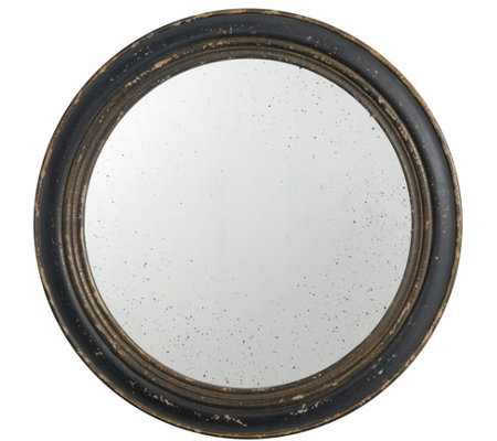 "23-1/2"" Circular Mirror by Valerie"