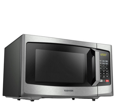 Toshiba EM925A5A-CHSS 0.9 Cubic Foot StainlessSteel Microwave