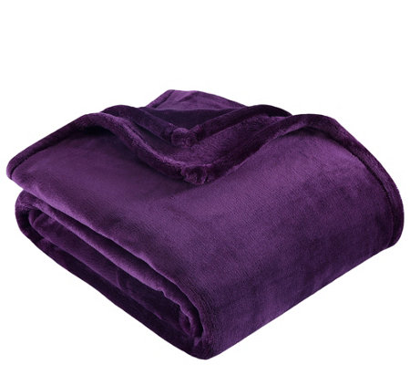 Berkshire Blanket Heavyweight Velvet Soft ThrowBlanket