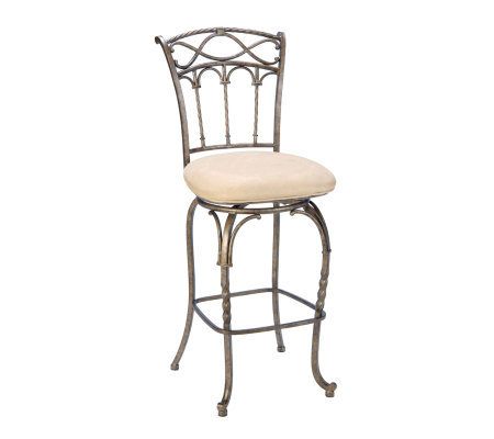 Hillsdale House Kendall Swivel Counter Stool