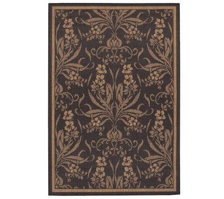 "Couristan Recife Cottage Indoor/Outdoor 5'10"" x9'2"" Rug"