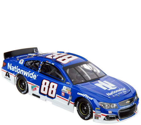 """As Is"" Dale Earnhardt Jr. 1:24 Nationwide Darlington Die Cast Car"